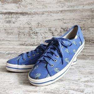 🟧Like New Kate Spade Keds Seahorse Sneakers
